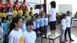 Coro Infantil Marinheira (Cantiga da Água)