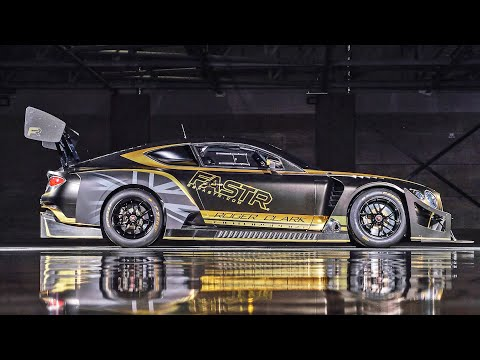 2021 Bentley Continental GT3 Pikes Peak - most dynamic Bentley ever built