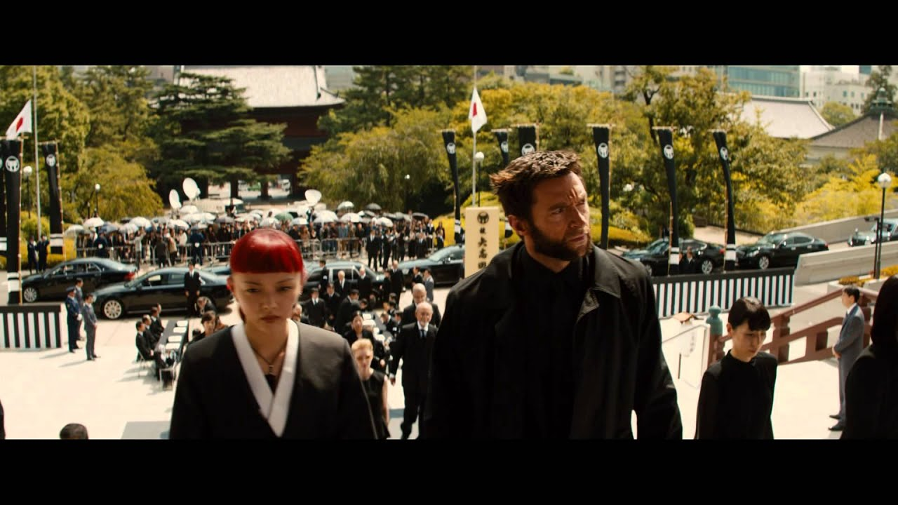 The Wolverine - Trailer