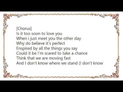 Faith Evans - Where We Stand Lyrics