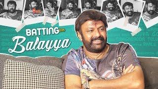 Batting With Balayya | ChaiBisket