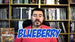 EL TEBEONAUTA #112 -  BLUEBERRY (Charlier Y Giraud)