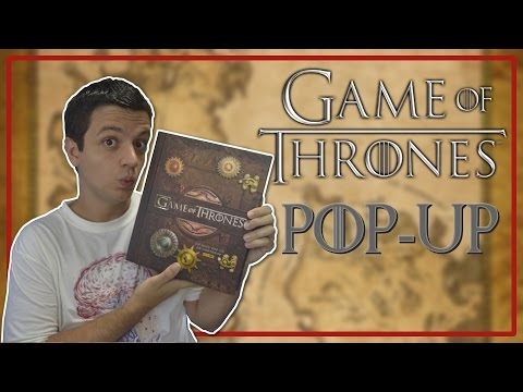 REVIEW: GAME OF THRONES POP-UP | #Iago