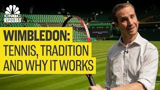 Wimbledon 2018: Organizers bank on tradition and enhanced fan experiences | CNBC Sports