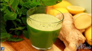 Flat Tummy With Cucumber Drink   Recipes By Chef Ricardo
