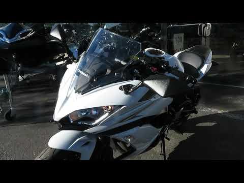 2017 Kawasaki Ninja 650 in Sanford, Florida - Video 1