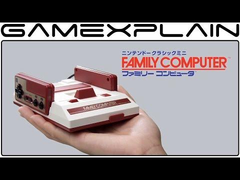 Видео № 0 из игры Nintendo Classic Mini: Family Computer (Famicom) - (Japan)