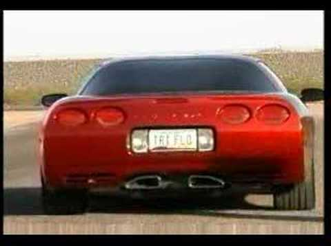 Chevy C5 Corvette 97-04 PRT Exhaust Drive Off – Billy Boat Exhaust