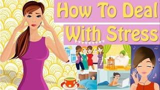 How To Relieve Stress, 7 Ways To Relieve Stress