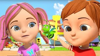 Shoo Fly Don't Bother Me   Nursery Rhymes for Children   Kids Videos And Song by Little treehouse