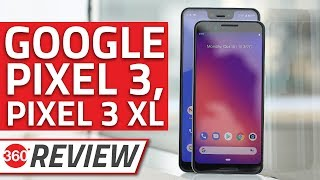Google Pixel 3 and Pixel 3 XL Review | Third Time's the Charm?
