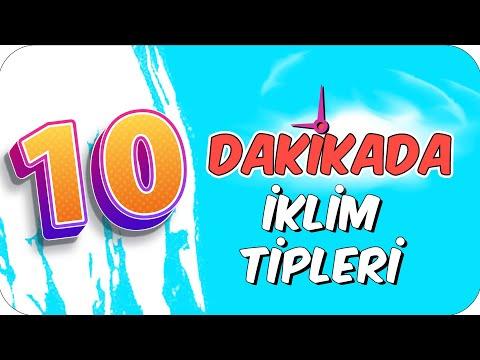 Download 10dk'da İKLİM TİPLERİ HD Mp4 3GP Video and MP3