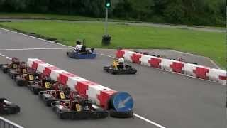 preview picture of video 'Karting Vaals'