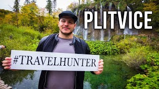 1 nap a Plitvicei-tavaknál⚫Látnivalók, Információk- TravelHunter #6