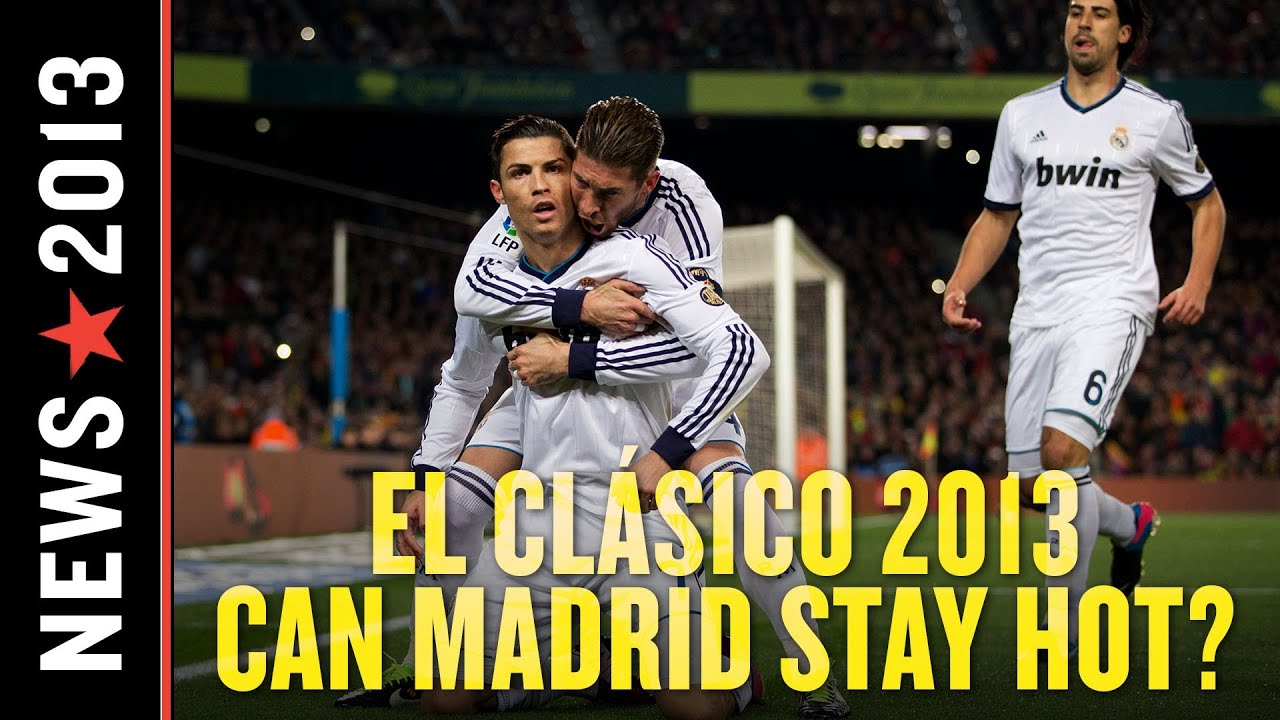 El Clásico 2013: Real Madrid and Barcelona to Meet Saturday Heading in Different Directions thumbnail