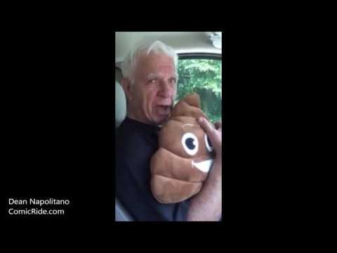 Pops and the Poop Emoji