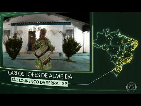 Carlos Lopes de Almeida é o representante de São Lourenço da Serra no