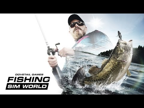 Trailer de Fishing Sim World Deluxe Edition