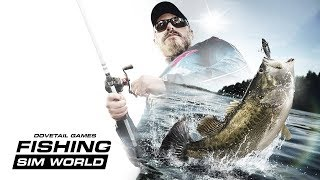 Fishing Sim World STEAM cd-key GLOBAL