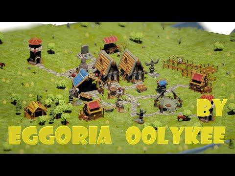 Eggoria - Game Review