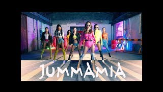 Booty   C. Tangana & Becky G Feat. Alizzz [JUMMAMIA] Dance Promotion Video