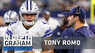 Tony Romo: Losing my spot to Dak Prescott