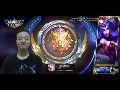 Alice Sebelum Update - Mobile Legends - Indonesia