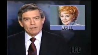 The Passing Of Lucille Ball, April 26, 1989.