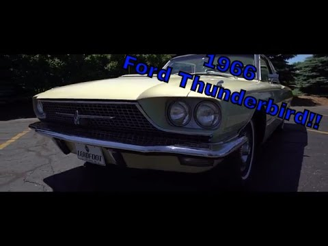 Video of '66 Thunderbird - ITZ8