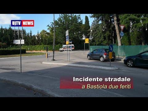 Incidente due feriti