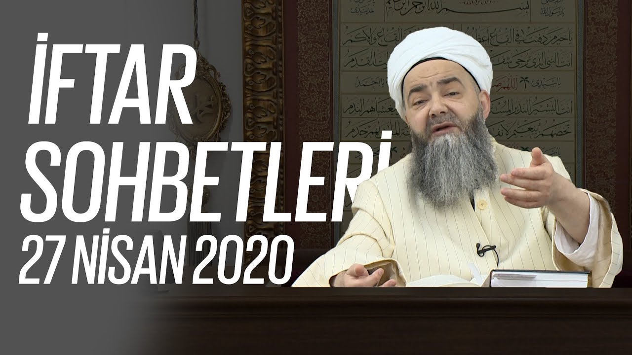 İftar Sohbetleri 2020 - 4. Bölüm