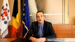 Oliver Paasch - Ministerpräsident - Deutschsprachige Gemeinschaft Belgien