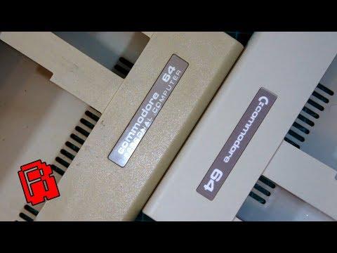 Commodore 64 | A Restoration (almost) | Trash to Treasure