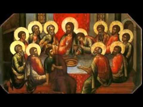 Молитва св захарию и елизавете