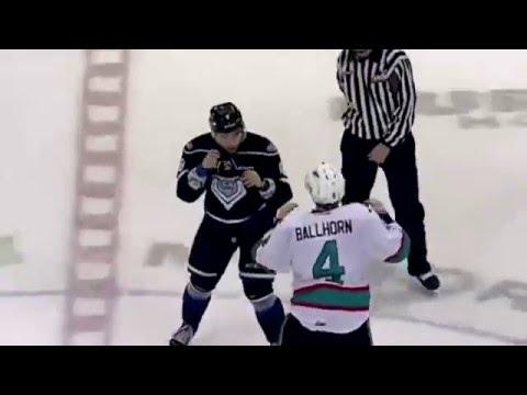 Ethan Price vs. Gordie Ballhorn