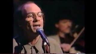 "James Taylor/Mark O'Connor - ""Copperline"" - David Letterman Show 1991"