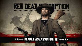 Red Dead Redemption Official Deadly Assassin Outfit Video