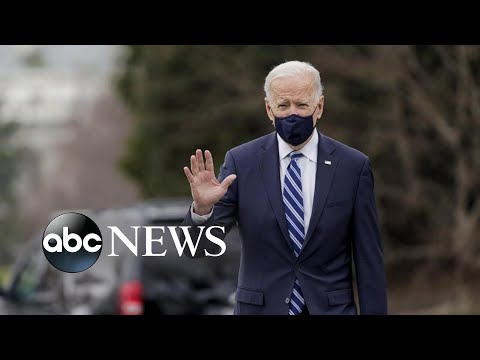 Biden travels to Pennsylvania to talk to small businesses | WNT
