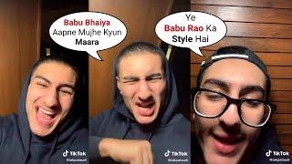Saif Ali Khan Son Ibrahim Ali Khan Tik Tok Video On Hera Pheri Comedy Scene During Lock Down