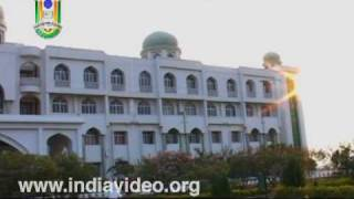 Maulana Azad National Urdu University at Hyderabad