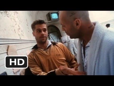 12 Monkeys Official Trailer #1 - (1995)