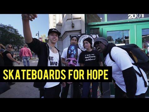 Episode 05: Skateboards For Hope | #MTLUrbanRace Season 3