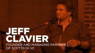 - Startups - Jeff Clavier founder and Managing Partner, SoftTech VC -TWiST #314