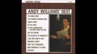 Straight From My Heart - ANDY WILLIAMS
