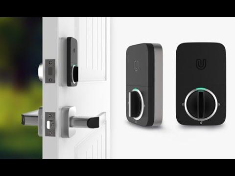 Ultraloq - Fingerprint, Fob & Bluetooth Smart Door Lock of 2017