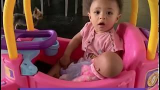 The story behind Qai Qai, Serena's granddaughter