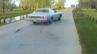 1978 Ford LTD Custom 500 460 Police Interceptor Pursuit Special