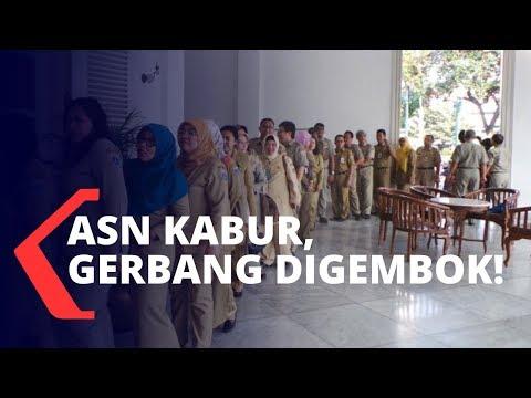 Wakil Wali Kota Serang Marah, ASN Kabur Saat Pengajian