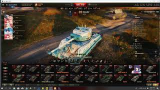 Suomi  - (Girls' Frontline) - World of Tanks M4A3E2 Jumbo [Girls Frontline] [Suomi KP/-31]스킨