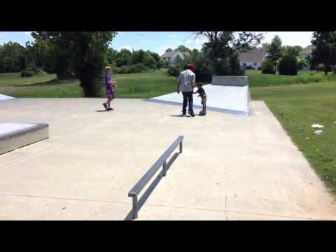 Carterville skatepark